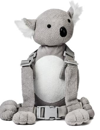 Goldbug Gåsele/ryggsäck 2-i-1, koala