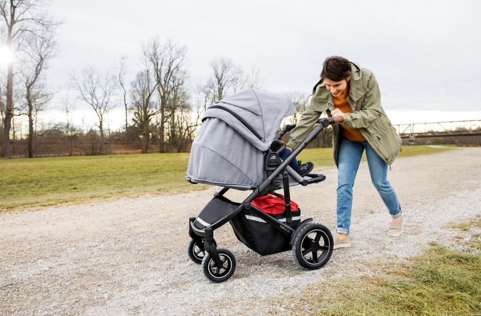 Test av Britax Smile 3