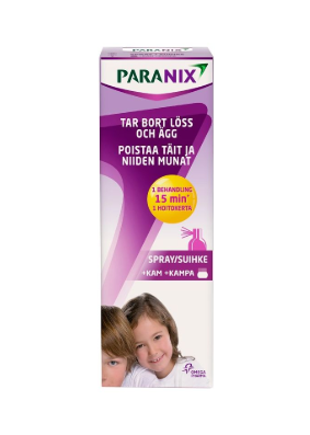 Paranix Lusspray