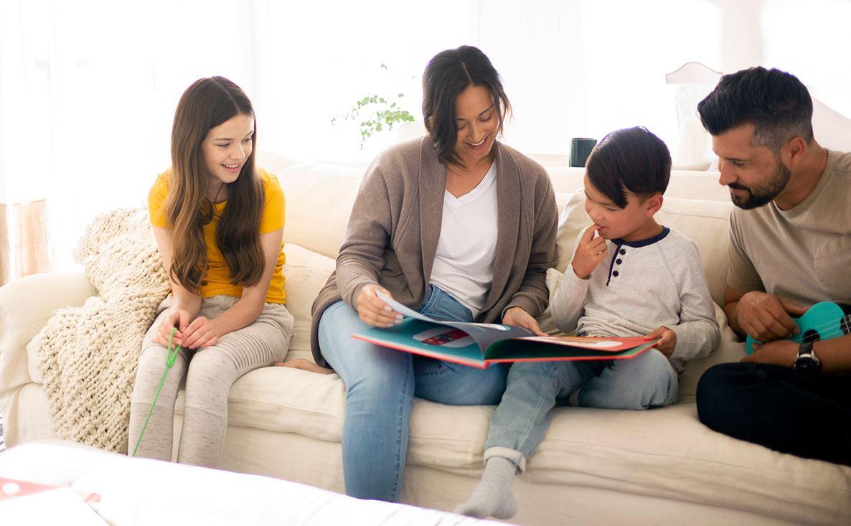 Göra hemma med barn