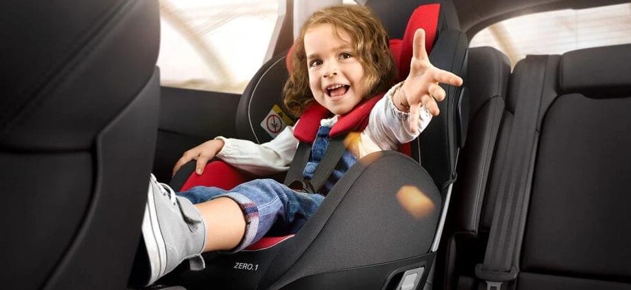 ISOFIX säkrare än bilbälte?